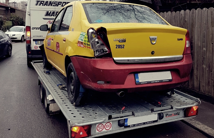 tractari auto sector 2 Bucuresti