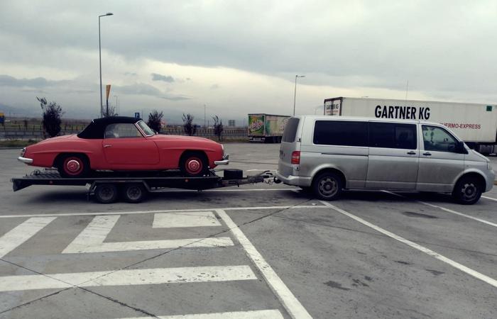 transport auto platforma